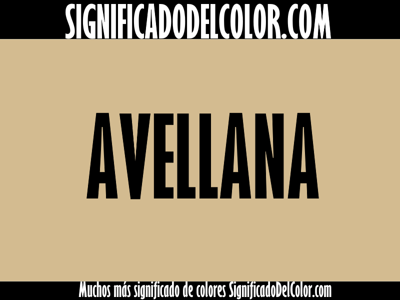 Cual es el color avellana como es el color avellana - Cual es el color turquesa ...