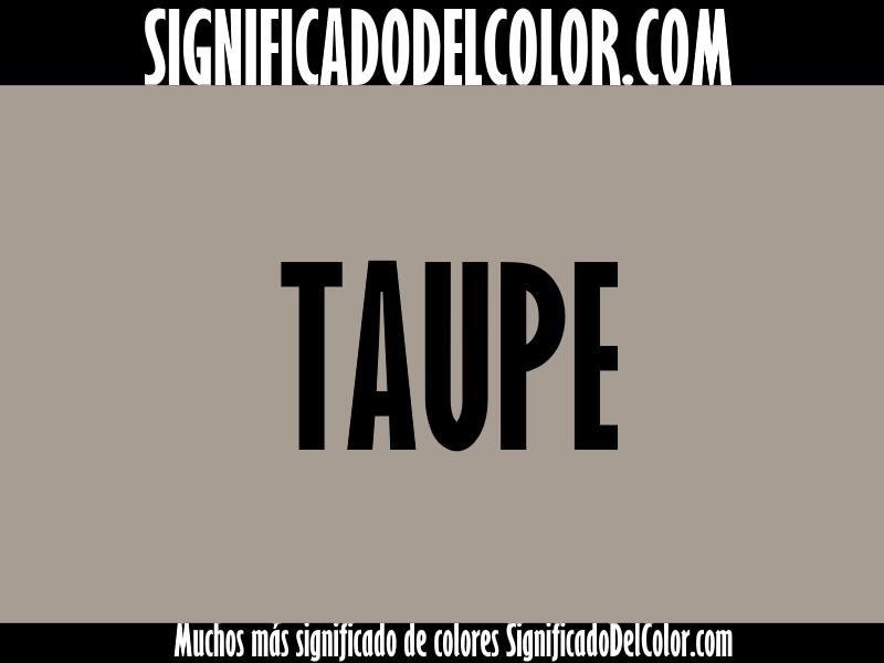 Cual es el color taupe como es el color taupe ejemplo - Cual es el color turquesa ...