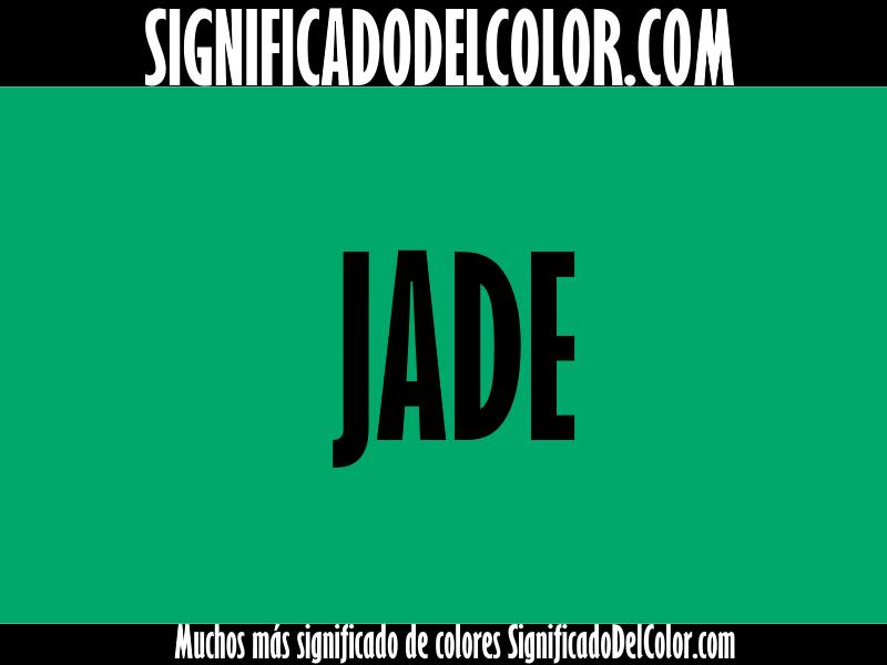 Cual es el color verde jade como es el color verde jade - Cual es el color turquesa ...